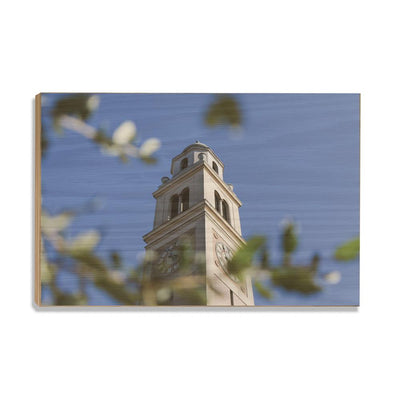 LSU Tigers - Tower Thru the Trees #Wood