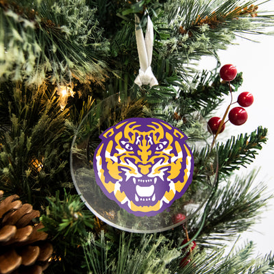 LSU Tigers - Tiger Bag Tag & Ornament