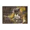 Missouri Tigers - MizzouRun - College Wall Art #Wood