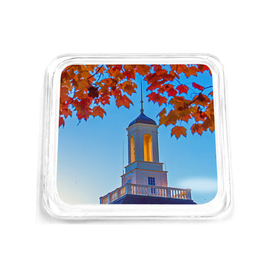 Miami RedHawks - Autumn Light Coaster