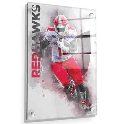 Miami RedHawks<sub>&reg;</sub> - Miami RedHawks<sub>&reg;</sub> Football - College Wall Art#Acrylic