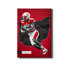 Miami RedHawks<sub>&reg;</sub> - MOH Football - College Wall Art#Canvas