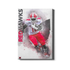 Miami RedHawks<sub>&reg;</sub> - Miami RedHawks<sub>&reg;</sub> Football - College Wall Art#Canvas