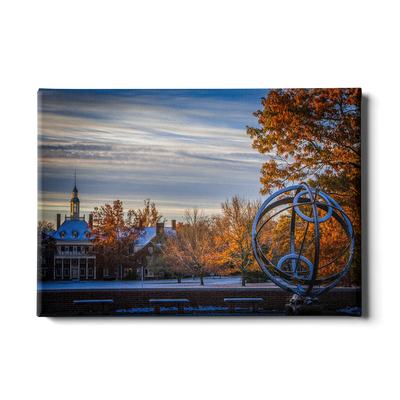Miami RedHawks<sub>&reg;</sub> - Fall Dusting - College Wall Art#Canvas