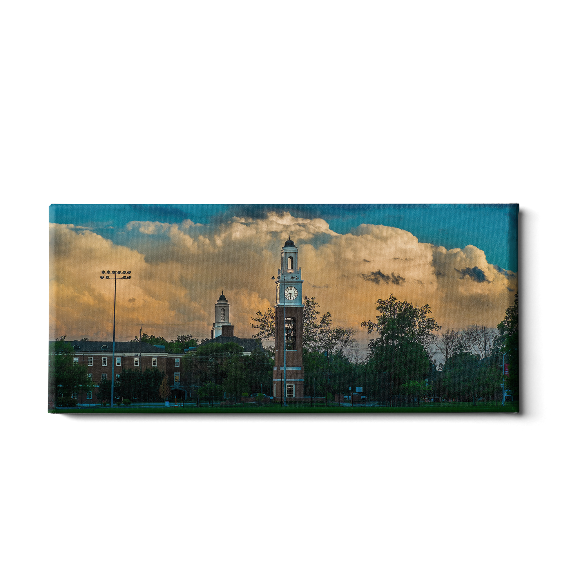 Miami RedHawks<sub>&reg;</sub>  - Campus Beauty Pano - College Wall Art#Canvas