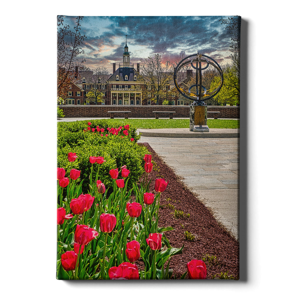 Miami RedHawks - MacCrackin Sunset - College Wall Art #Canvas