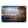 Miami RedHawks<sub>&reg;</sub> - Fall Dusting - College Wall Art#Metal