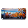 Miami RedHawks<sub>&reg;</sub>  - Sundial McCrackin Early Snow Panoramic - College Wall Art#Metal