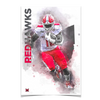 Miami RedHawks<sub>&reg;</sub> - Miami RedHawks<sub>&reg;</sub> Football - College Wall Art#Poster