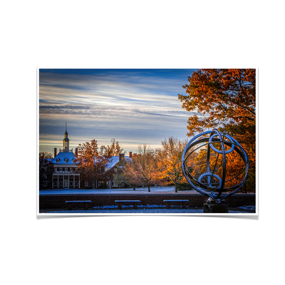 Miami RedHawks<sub>&reg;</sub> - Fall Dusting - College Wall Art#Poster