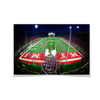 Miami RedHawks<sub>&reg;</sub> - Yager Stadium Grand Entrance - College Wall Art#Poster