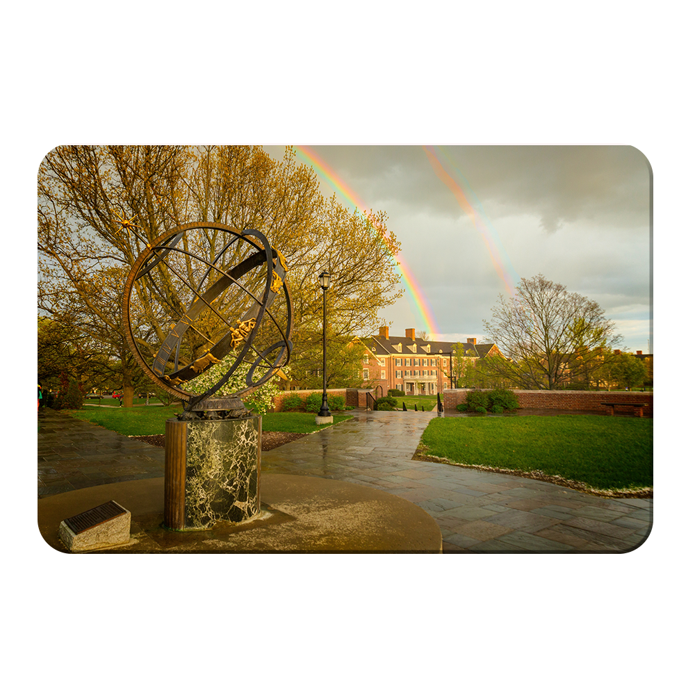 Miami RedHawks<sub>&reg;</sub> - Follow the Rainbow - College Wall Art#Canvas