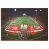 Miami RedHawks<sub>&reg;</sub> - Yager Stadium Grand Entrance - College Wall Art#Wood