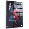 Ole Miss Rebels - Landshark State - College Wall Art #Acrylic