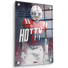 Ole Miss Rebels - Hotty Toddy - College Wall Art #Acrylic