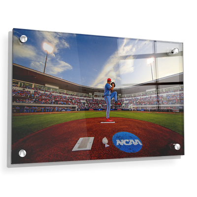 Ole Miss Rebels - NCAA Baseball 2019 - College Wall Art #Acrylic