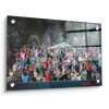 Ole Miss Rebels - The First Swayze Shower of Spring - College Wall Art #Acrylic