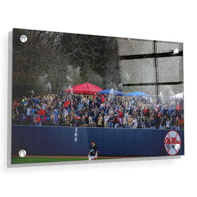 Ole Miss Rebels - Swayze Shower - College Wall Art #Acrylic
