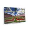 Ole Miss Rebels - Vaught-Hemingway End Zone - College Wall Art #Acrylic Mini