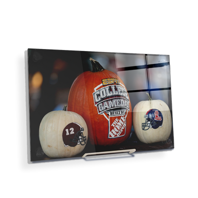 Ole Miss Rebels - Game Day - College Wall Art #Acrylic Mini