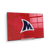 Ole Miss Rebels - Fins Up M - College Wall Art #Acrylic Mini