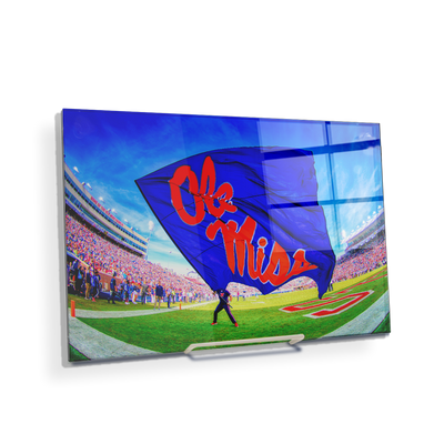 Ole Miss Rebels - This Is Ole Miss - College Wall Art #Acrylic Mini