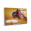 Ole Miss Rebels - Softball Safe - College Wall Art #Acrylic Mini