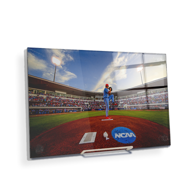Ole Miss Rebels - NCAA Baseball 2019 - College Wall Art #Acrylic Mini