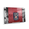 Ole Miss Rebels - 125 Ole Miss - College Wall Art #Acrylic Mini