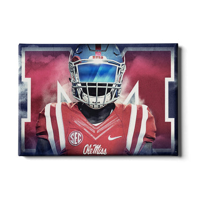 Ole Miss Rebels - Epic Ole Miss - College Wall Art #Canvas