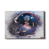 Ole Miss Rebels - Military Appreciation Day Helmet - College Wall Art #Canvas