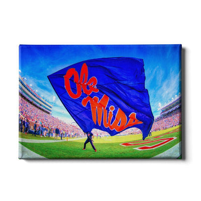 Ole Miss Rebels - This Is Ole Miss - College Wall Art #Canvas