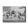 OLE MISS REBELS - Vintage Manning vs LSU '69 - College Wall Art #Canvas