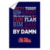 Ole Miss Rebels - Hotty Toddy - College Wall Art #Wall Decal