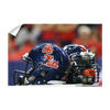 Ole Miss Rebels - Ole Miss Helmet - College Wall Art #Wall Decal