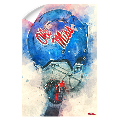 Ole Miss Rebels - Ole Miss Pride - College Wall Art #Wall Decal