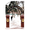 Ole Miss Rebels - Snowy Walk of Champions - College Wall Art #Wall Decal