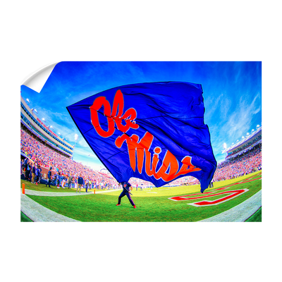 Ole Miss Rebels - This Is Ole Miss - College Wall Art #Wall Decal