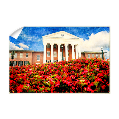Ole Miss Rebels - Lyceum Paint - College Wall Art #Wall Decal