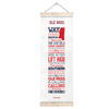 Ole Miss Rebels - Alma Mater - College Wall Art #Hanging Canvas