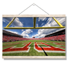 Ole Miss Rebels - Vaught-Hemingway End Zone - College Wall Art #Hanging Canvas