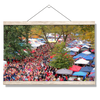 Ole Miss Rebels - Aerial Grove - College Wall Art #Hanging Canvas