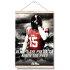 Ole Miss Rebels - The Predator - College Wall Art #Hanging Canvas