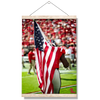 Ole Miss Rebels - Our Flag - College Wall Art #Hanging Canvas