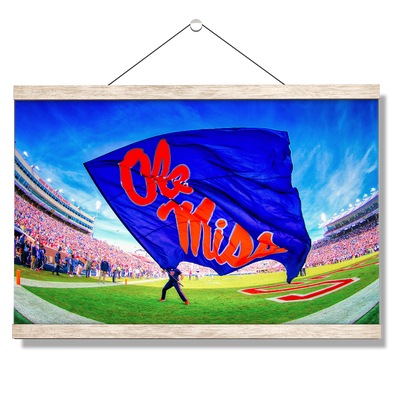 Ole Miss Rebels - This Is Ole Miss - College Wall Art #Hanging Canvas