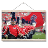 Ole Miss Rebels - Marching In - College Wall Art #Hanging Canvas