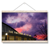 Ole Miss Rebels - The Pavilion at Ole Miss - College Wall Art #Hanging Canvas