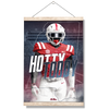 Ole Miss Rebels - Hotty Toddy - College Wall Art #Hanging Canvas