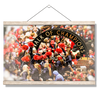 Ole Miss Rebels - Walk of Champions Cheer - College Wall Art #hanging Canvas