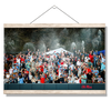 Ole Miss Rebels - The First Swayze Shower of Spring - College Wall Art #Hanging Canvas